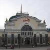 Железнодорожные вокзалы в Крутинке